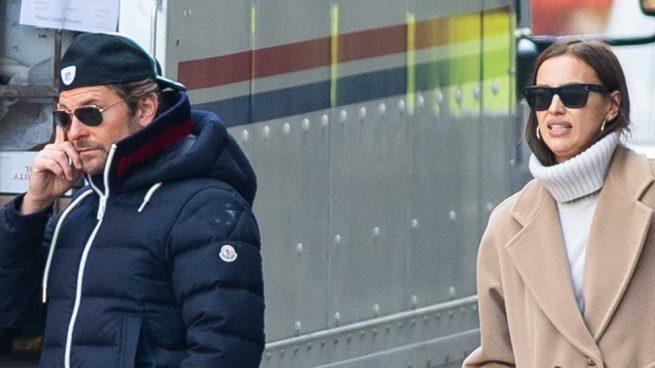Tensión máxima en el reencuentro de Bradley Cooper e Irina Shayk en un aeropuerto