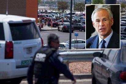 Filtran la racista carta antiinmigrante que el gobernador de Texas escribió un día antes de la masacre en El Paso