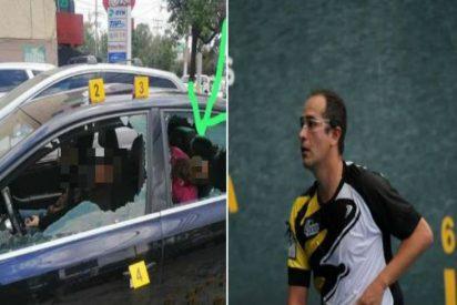 México: Sicarios matan con más de 30 balazos a un deportista de élite y campeón mundial