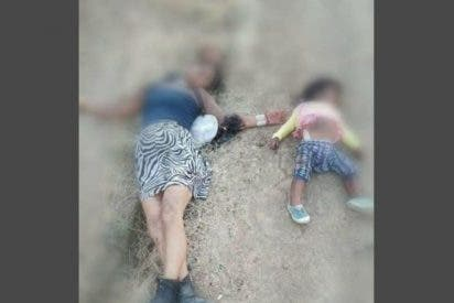 """""""No le disparé a ninguna niña"""": La cobarde defensa del asesino de una madre y su bebé"""