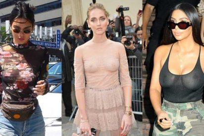 Movimiento braless: La joven actriz de Disney y otras famosas que olvidaron usar sujetador
