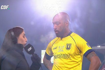 "Un exfutbolista de Boca denunció que un árbitro le llamó ""negro feo"""