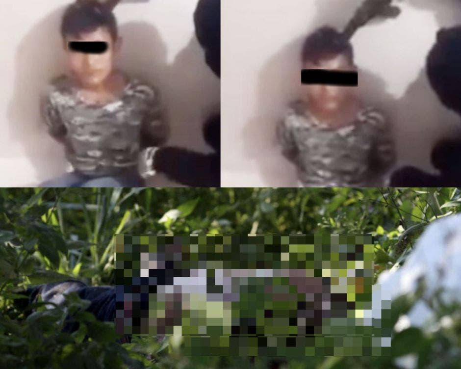 Narcos interrogan un adolescente mexicano y después aparece decapitado