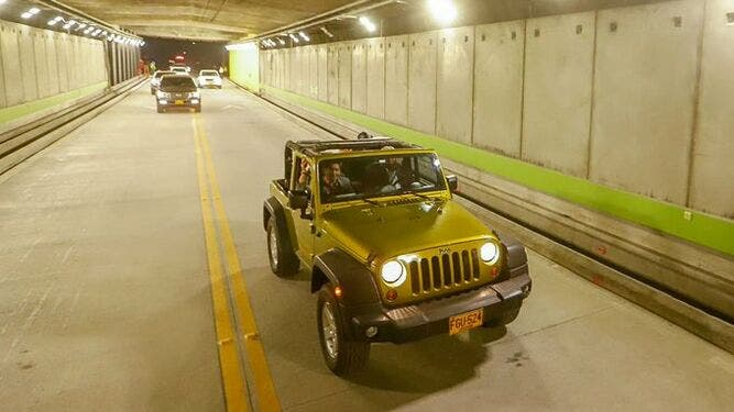 Colombia inaugura el túnel de carretera más largo de Latinoamérica