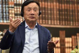 """La """"extraordinaria oferta"""" del fundador de Huawei para reconciliarse con EEUU"""