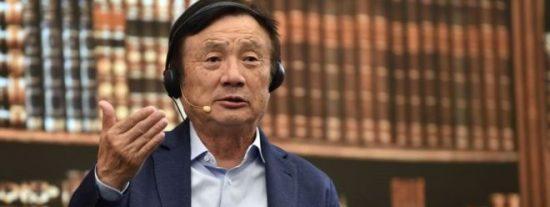 La 'extraordinaria oferta' del fundador de Huawei para reconciliarse con EEUU