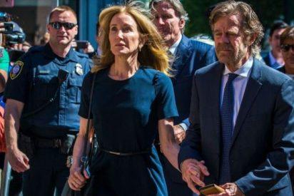 Felicity Huffman, jefa del máximo escándalo de corrupción educativa de EEUU, sólo pasará 14 días en la cárcel