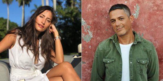 Ésta es la sensual cubana por la que Alejandro Sanz dejó a su esposa