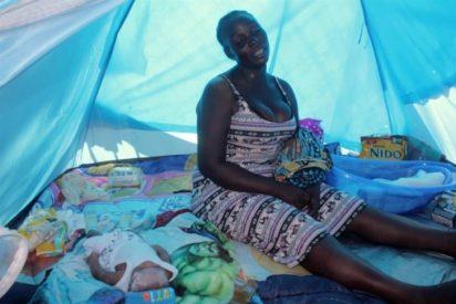 ¿Un niño comunista?: Congoleña decide llamar Andrés Manuel López Obrador a su hijo