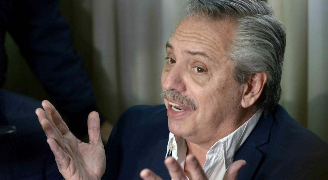 Relato comunista en construcción: Alberto Fernández dice al Wall Street Journal que Argentina entrará en default y culpa al FMI