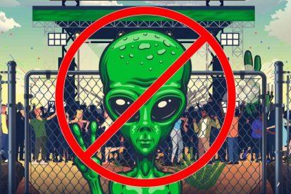 Alienígenas: Hordas de friquis al asalto del área 51