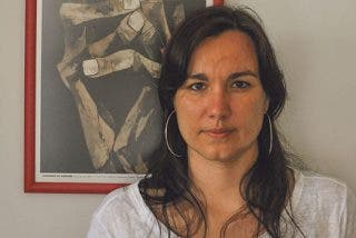 Arantxa Tirado, la podemita pillada por Periodista Digital tras su última mentira