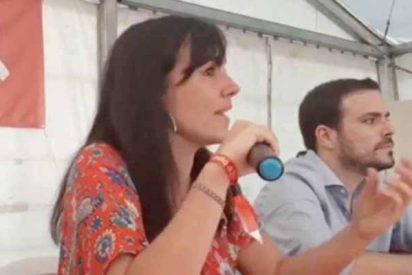 Vídeo: 'La Pablo Iglesias del chavismo catalán' agita a las bases comunistas contra la presencia de VOX en Vallecas y en los barrios trabajadores de España