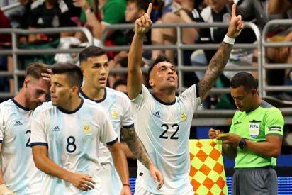 Jugadores de México estuvieron de fiesta con mujeres antes de perder por goleada ante Argentina