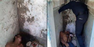 Sicarios asesinan a un hombre en el cementerio y lo dejan en una tumba de otro muerto
