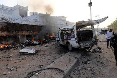 Última hora: Ataque terrorista con un coche bomba en una base de EEUU en Somalia