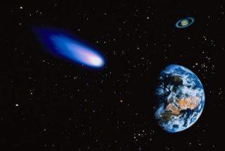 ¿El agua de nuestro Planeta Tierra llegó en cometas de hielo?
