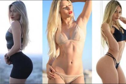 Fotos: Issa Vegas, la coach fitness con la que quisieras sudar sin parar