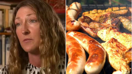 Una vegana demanda a sus vecinos por el olor de sus parrilladas: Ahora la amenazan con una 'mega fiesta de la carne'
