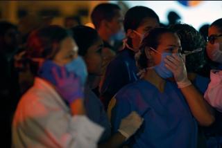Al menos once muertos en el caótico incendio en un hospital de Río de Janeiro