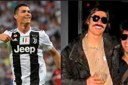 Las dos historias ocultas de Cristiano Ronaldo: de mendigar hamburguesas a su creativo disfraz para salir de fiesta en Madrid