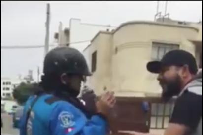 "Venezolano se defiende de la xenofobia en Perú: ""A ti no te duele que un peruano viole a una niña o a una mujer, te duele que un venezolano robe"""