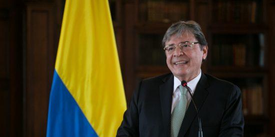 """La advertencia del canciller de Colombia: """"El chavismo generará una catástrofe migratoria con 8 millones de refugiados"""""""