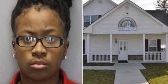 Esta empleada de guardería asfixió a un bebé porque no dejaba de llorar