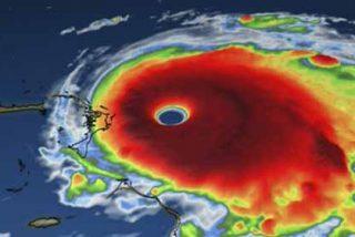 Riesgo mortal: el huracán Dorian alcanzó categoría 5 y está próximo a golpear a Las Bahamas