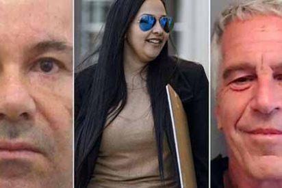 """Esta mujer es el nexo entre el """"El Chapo"""" y Jeffrey Epstein, el multimillonario hallado ahorcado en la cárcel de Nueva York"""