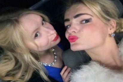 """Una rusa desfigura con 189 puñaladas a su hermana de 17 años """"porque era más atractiva"""""""