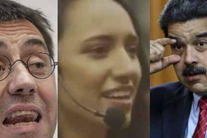¿Miedo o complicidad?: Habla la cantante del vídeo propagandístico de Venezuela que difundió el 'asesor' Monedero