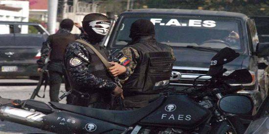 El FAES de Maduro ejecutó a 4 personas implicadas en el asesinato de Michelle Fernández (hijo del alcalde venezolano nacido en España)