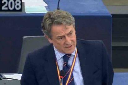Comienza la zurra de Hermann Tertsch a los podemitas tras ser elegido vicepresidente para Latinoamérica en el Parlamento Europeo
