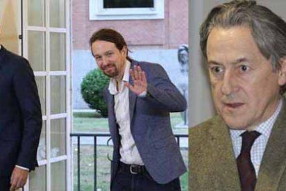 """""""Bienvenidos a Venezuela"""": Hermann Tertsch enciende todas las alarmas por las instituciones que controlaría Pablo Iglesias en el Gobierno de Sánchez"""
