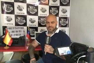 """Raúl Trujillo: """"La historia detrás de la tinta"""""""