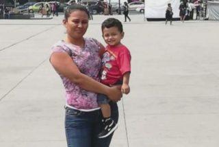 Una hondureña muere junto a su bebé mientras cruzaban la frontera en Texas