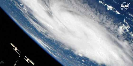 Un millón de personas evacuadas en Estados Unidos por la fuerza inminente del huracán Dorian