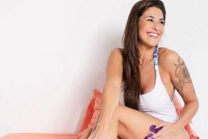 Semidesnuda: Pillan cómo duerme la hermosa modelo argentina Ivana Nadal