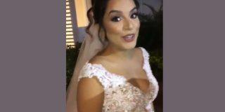 La boda de sangre: Una novia embarazada muere minutos antes de llegar al altar