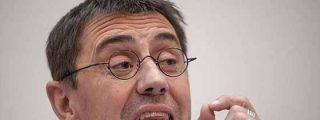 El chavista Monedero ataca a Macri como estrategia para vender sus libros Argentina y los españoles advierten a Hacienda