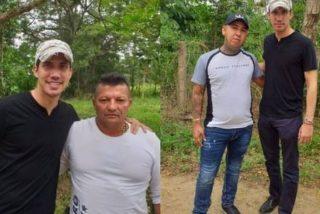 """""""Sólo fue un selfie con desconocidos"""": Guaidó niega conocer a los criminales con los posó en una foto"""