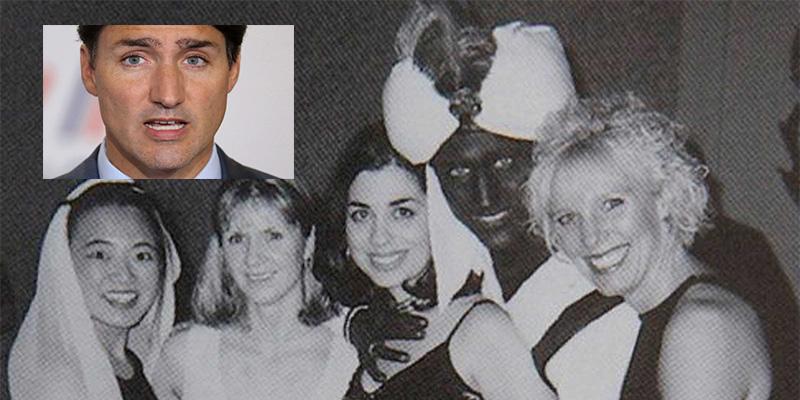 La gilipollez de la foto 'racista' de Justin Trudeau que indigna a Canadá y que pone en juego su reelección como primer ministro