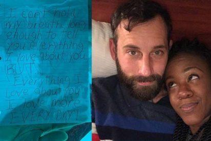 Intentó una original pedida de matrimonio y termina muriendo frente a los ojos de su prometida