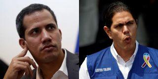 Lester Toledo, la 'china en el zapato' de Guaidó: De la malversación en Colombia a los lujos y asesorías del 'manchado' Nayib Bukele