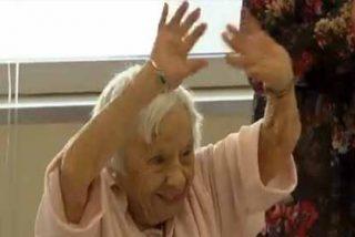"""Llega a los 107 años y se burla de la sociedad desvelando su secreto de longevidad: """"Nunca me casé"""""""