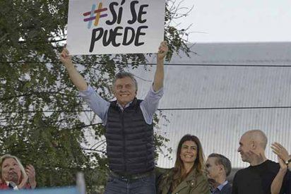 """Mauricio Macri relanza su campaña y muestra músculo en acto multitudinario: """"Esto lo resolvemos nosotros o no lo resuelve nadie"""""""