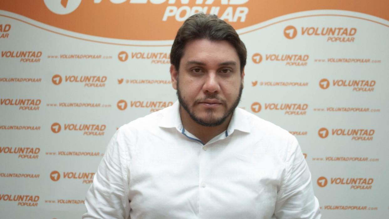 El coordinador internacional de Guaidó se resguarda en la embajada de Chile por las amenazas de Maduro