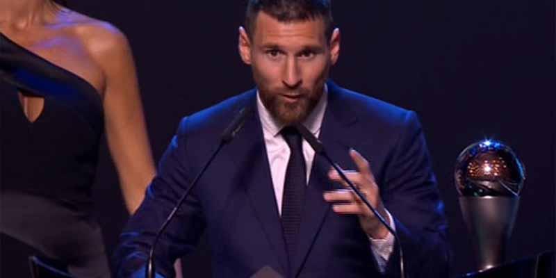 """De estos """"hilos"""" no hablará Piqué: Capitán de Nicaragua niega haber votado por Messi en los premios The Best 2019"""