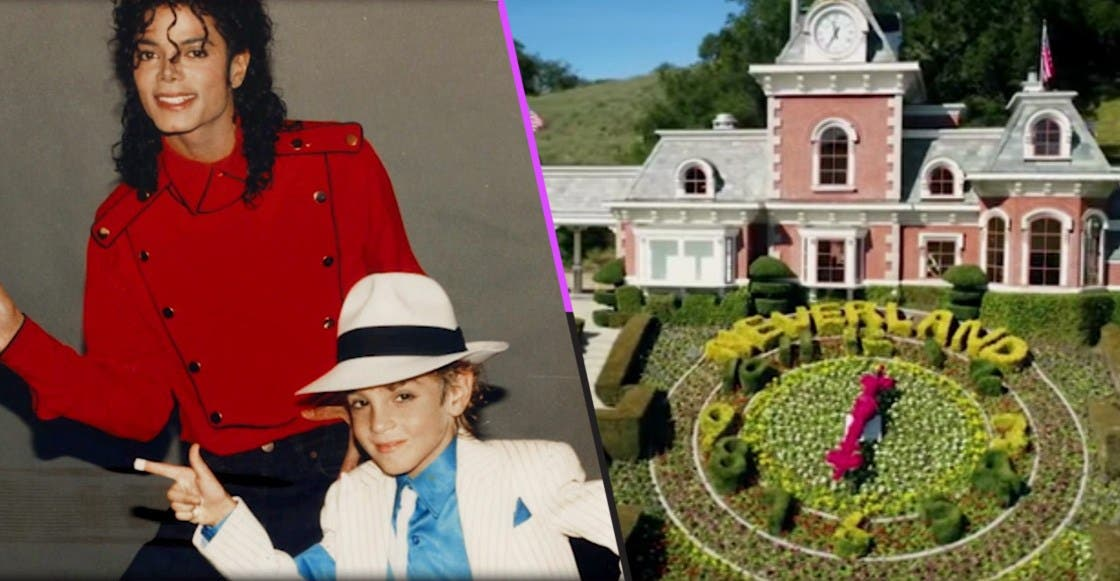 Michael Jackson y Neverland.